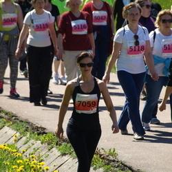 SEB 27. Maijooks - Galina Beljajeva (5118), Anneli Säinas (7059)