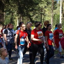 SEB 27. Maijooks - Anna Samokhvalova (11541), Mari Valker-Laar (20365)
