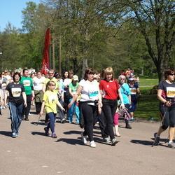 SEB 27. Maijooks - Liivi Mägi (10463), Alevtina Baljasnikova (13990), Jekaterina Stepanova (14520), Kaja Tämmo (21466)