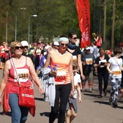 SEB 27. Maijooks - Janika Raudsepp (6311), Karina Küling (7002)