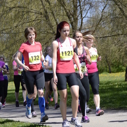 SEB 27. Maijooks - Katrin Mikenberg (132), Annabel Lõuke (1121)