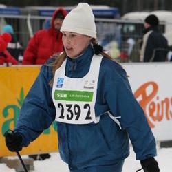 37. Tartu Maraton - Age Merila (2392)