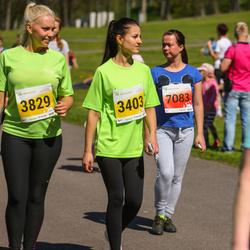 SEB 27. Maijooks - Sveta Gorlenkova (3403), Eva Hein (3829), Anastassia Islentjeva (7083)