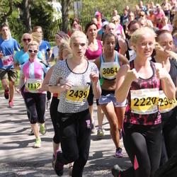 SEB 27. Maijooks - Birgit Viira (2220), Anet Saarna (2439)