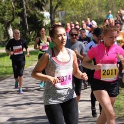 SEB 27. Maijooks - Aet Urvast (2011), Arina Koroljova (5374)