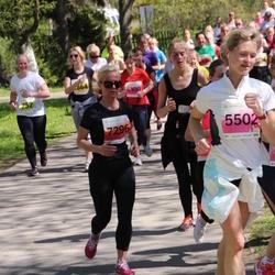 SEB 27. Maijooks - Crstina Tannenberg (5502), Annika Kaljurand (7296)