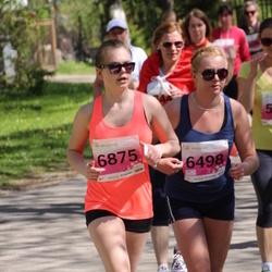 SEB 27. Maijooks - Anna-Liisa Pill (6498), Kristiina Jeedas (6875)