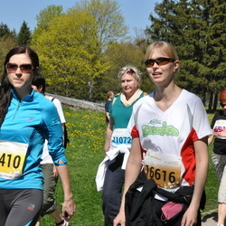 SEB 27. Maijooks - Pille Naar (3410), Evelin Ratassepp (11072), Taimi Hinnosaar (13337), Annika Kaasik (16616)