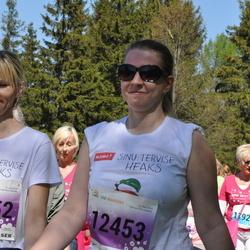 SEB 27. Maijooks - Berit Tamme (12452), Diana Leetma (12453)
