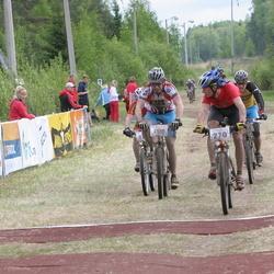 9. Tallinna Rattamaraton - Andre Kull (108), Andrejus Dolgovas (270)