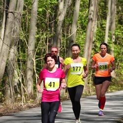 SEB 27. Maijooks - Annika Talvar (41), Ekaterina Bozhenko (177), Katrin Oolmets (218)