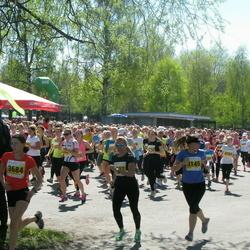 SEB 27. Maijooks - Anastassia Zdanevitš (3145), Kerda Timmusk (3684)
