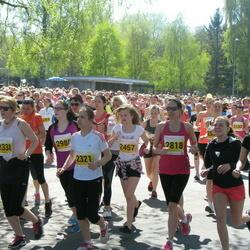 SEB 27. Maijooks - Annika Arak (2321), Merle Muhhin (2338), Silje Sander (2391), Kairi Joasaar (2457), Heli Lemberg (2818), Rebecca Maitus (3715)