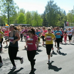SEB 27. Maijooks - Doris Välis (5220), Brigita Põld (7357)