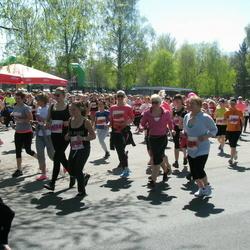 SEB 27. Maijooks - Birgit Bergmann (6752), Maarja Mürk (7255)