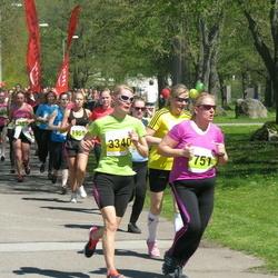 SEB 27. Maijooks - Ann Õun (751), Tiina Mändla (3340)