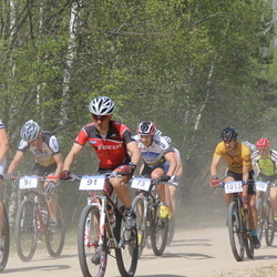 17. Tallinna Rattamaraton - Aivar Ridamäe (73), Aleksei Kushnir (91), Ahti Suppi (97), Erik Raadom (112), Riivo Roose (1015)