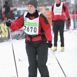 36. Tartu Maraton - Ann Laas (2670)