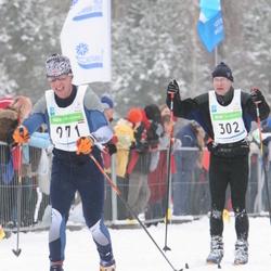 36. Tartu Maraton - Margus Kaur (302), Artis Pinkis (971)