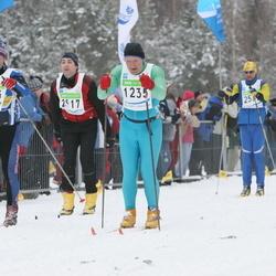 36. Tartu Maraton - Tõnis Kristal (917), Martin Unger (1235), Tiit Laaneots (1424)