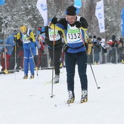 36. Tartu Maraton - Arno Ehaste (1332), Mart Nurk (1638)