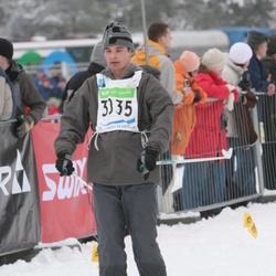 36. Tartu Maraton - Arne Liisväli (3035)