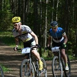 17. Tallinna Rattamaraton - Caspar Austa (2), Erki Pütsep (5)