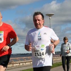 SEB Tallinn Maraton - ARI NISKANEN (1114)