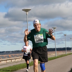SEB Tallinn Maraton - ANNI ANDERSEN (1139), JAAKKO HAMMARÉN (1264)