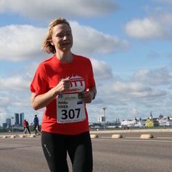 SEB Tallinn Maraton - ANNIKA VAHER (307)