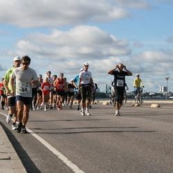 SEB Tallinn Maraton - ANDRE ABNER (44), ANTTI-JUSSI KOSKINEN (348), JANEK OBLIKAS (421)
