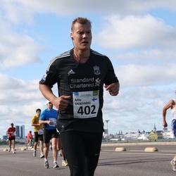 SEB Tallinn Maraton - ARTTU SADEHARJU (402)