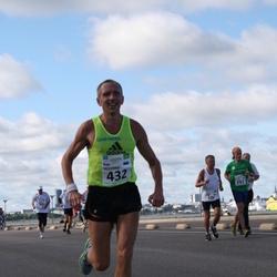 SEB Tallinn Maraton - ARKADIUSZ RECLAW (291), RAIN VELLERIND (432)