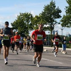 SEB Tallinn Maraton - JURI PONOMARENKO (503), JOHANNA VIRONMÄKI (638), LEIF BLOMQVIST (690), SANDER KLAOS (947), ANDERO HAAS (971)