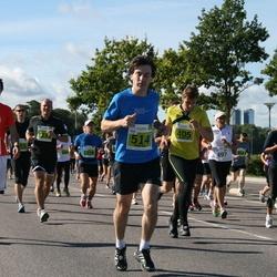 SEB Tallinn Maraton - ANASTASIA GERASSIMOVA (374), MATHIAS LUIK (405), AIVARS BIRKS (497), RIIDO SAAR (514), ERKO REIGO (1239), JANEK KÜPPAR (1260)
