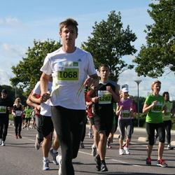 SEB Tallinn Maraton - ANNA WIDMARK (354), RIINU VASSILJEV (379), KAIRIT VEERING (884), TAURI AVILA (1068), ALVER TOOTS (1174), PEEP BUŠIN (1282)