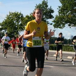 SEB Tallinn Maraton - ANNA WIDMARK (354), PILLE KAISEL (841), TIINA VARJEND (1025), SIIM PEDRAS (1315), ÜLLAR METSKÜLA (1503)