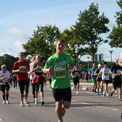 SEB Tallinn Maraton - LAIDI SURVA (574), JAKO SALLA (675), ANNI ANDERSEN (1139), KARL JÜRGENSTEIN (1167)