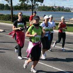 SEB Tallinn Maraton - ANDIS SKELE (731), TRIINU TOLK (1053), LILLE LOO (1249), HANNA JAAKSON (1290), TRIIN SIINER (1340)