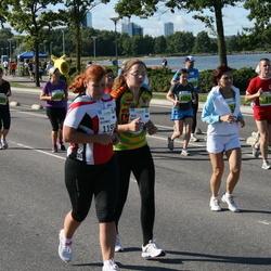 SEB Tallinn Maraton - ANDIS SKELE (731), KAIE VIŠNEVSKI (999), SANNA LINNA (1074), LIINA SUURORG (1154), NELE RUUSMAA (1195)
