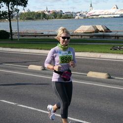SEB Tallinn Maraton - SONJA PENTHOR (705), ANNA TOOMAST (898)