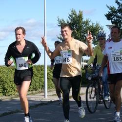 SEB Tallinn Maraton - CHARLES CHRISTIANSEN (183), JOONAS POOM (446), VEIKO ORN (486)