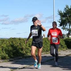 SEB Tallinn Maraton - ARNE KÖÖBI (578), ANDRUS MAISTE (898)