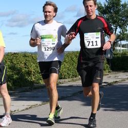 SEB Tallinn Maraton - RAIN ARNUS (711), ARNO PROODE (1290)