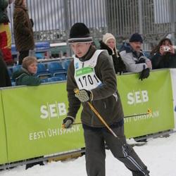 36. Tartu Maraton - Arne Pilliroog (1701)