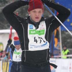 36. Tartu Maraton - Anders Häggman (478)