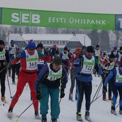 36. Tartu Maraton - Art Soonets (360), Jaanis Kurvits (722)
