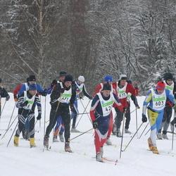 36. Tartu Maraton - Taivo Huik (592), Tom Wicht (603), Andre Pukk (671)