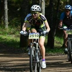 17. Tallinna Rattamaraton - Agnes Kukk (2510)