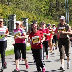 SEB 27. Maijooks - Krista Meri (142), Jelena Teetlaus (2293), Kersti Kaasik (2295), Annika Kitsemets (2532)